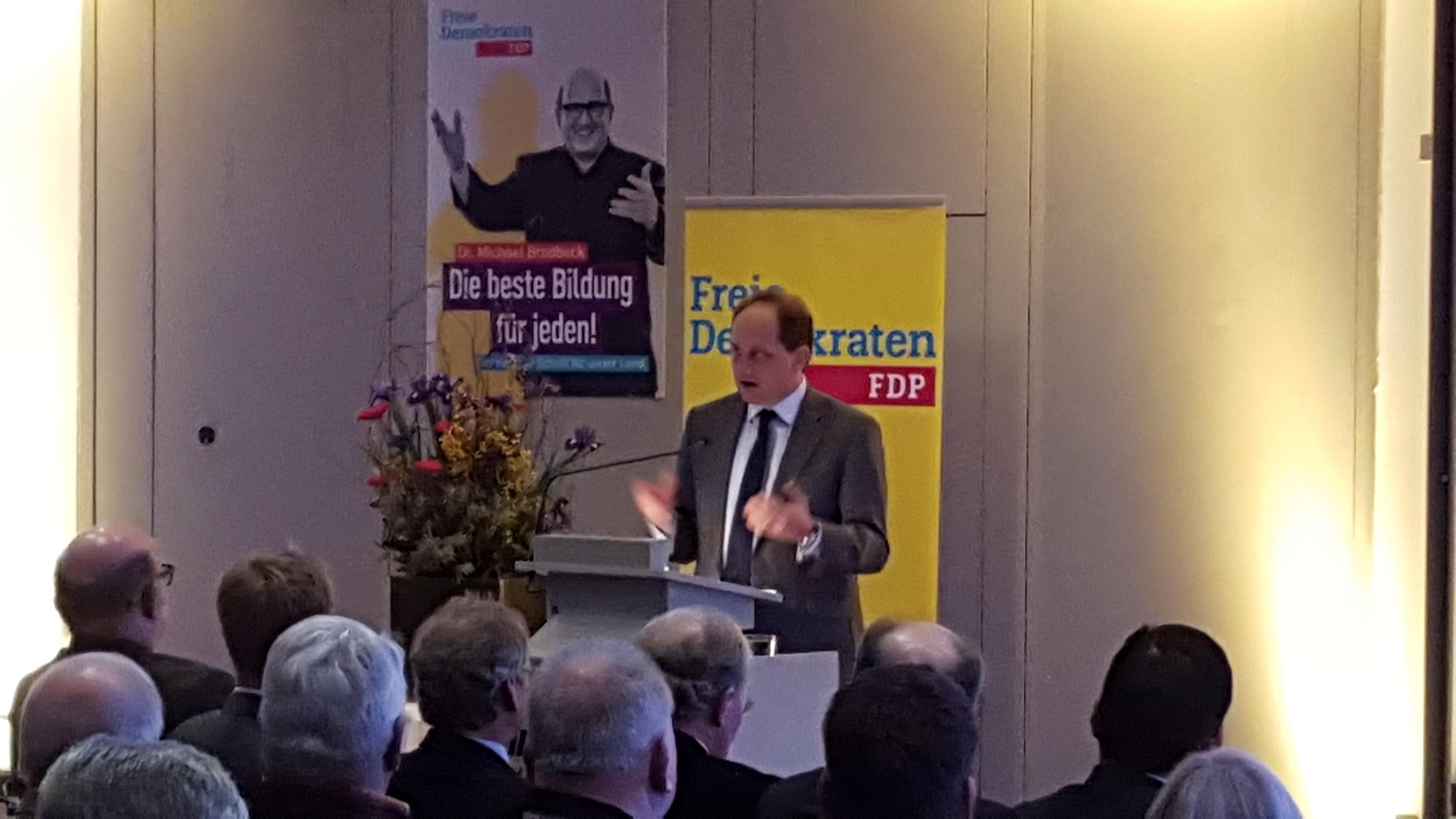 Alexander Graf Lambsdorff, Vizepräsident des Europäischen Parlaments