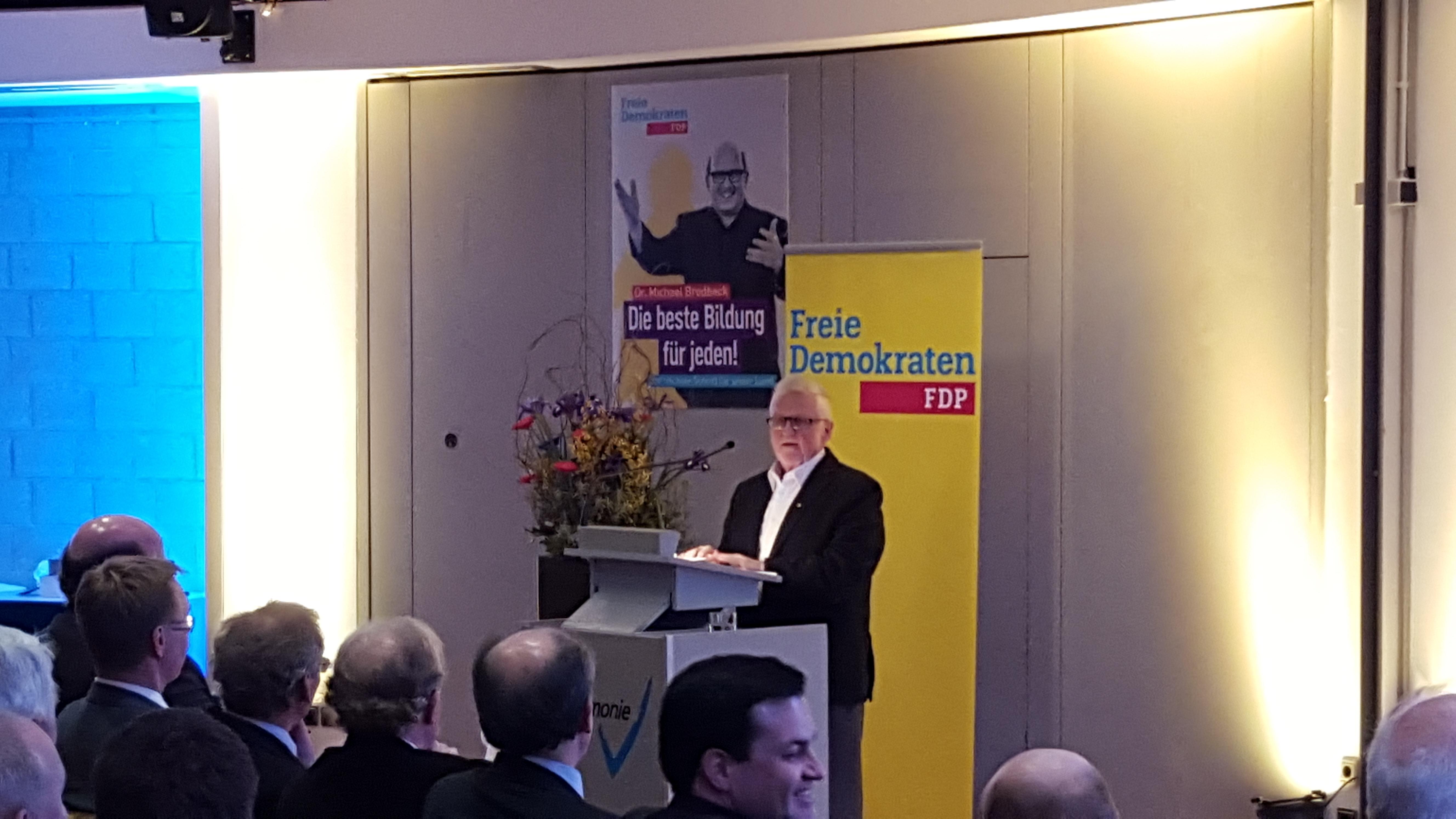 Johannes Jauch, Vorsitzender Freie Demokraten Filderstadt